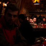 Вечеря у Криївці
